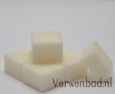 "Massageolie cubes ""Weeldebloesem"""