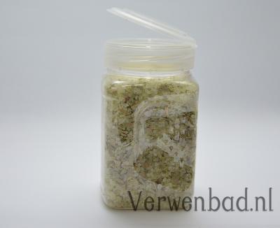 """Verwenbad.nl badzout """"Zee van tijd"""""""