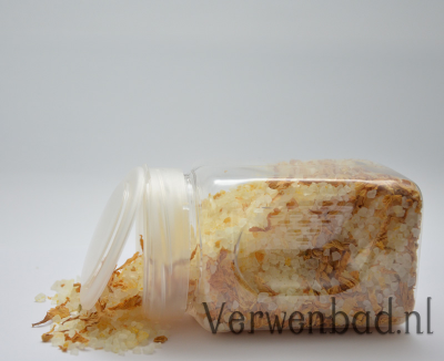 "Verwenbad.nl badzout ""Zomergloed"""